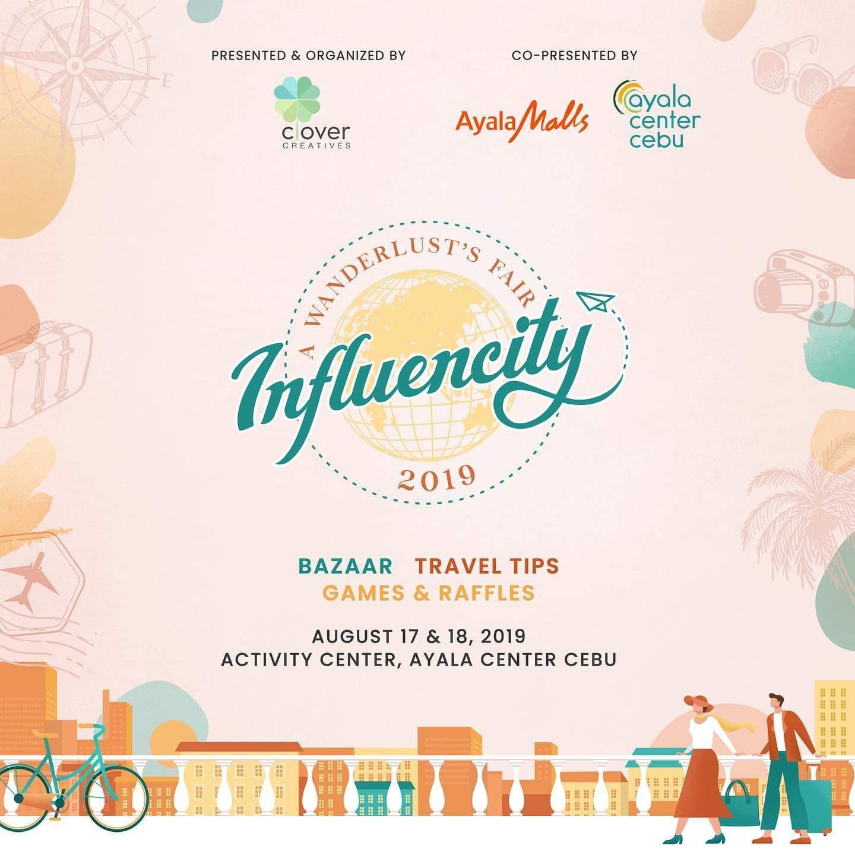 Influencity 2019: A Wanderlust's Fair