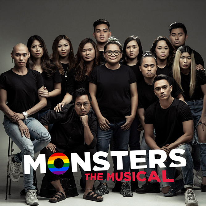 Monsters the Musical, An All-Cebuano Collaboration Featuring Songs by Cattski Espina